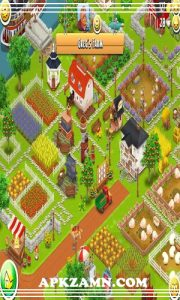 Hay Day Mod Apk Free Download For Android  APKZAMN 5