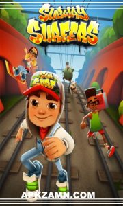 Subway Surfers Mod Apk Download For Android (Unlimited Coins & Keys) 1
