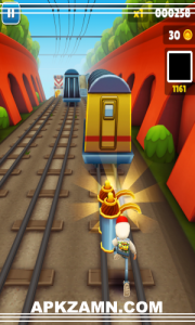 Subway Surfers Mod Apk Download For Android (Unlimited Coins & Keys) 2