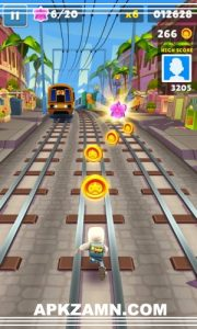 Subway Surfers Mod Apk Download For Android (Unlimited Coins & Keys) 3