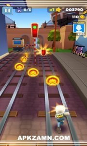 Subway Surfers Mod Apk Download For Android (Unlimited Coins & Keys) 4