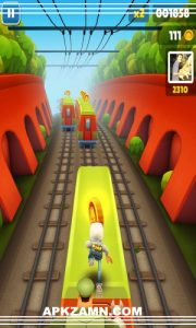 Subway Surfers Mod Apk Download For Android (Unlimited Coins & Keys) 5