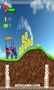 Hill Climb Racing Mod Apk Download For Android (Unlimited Coins) 4