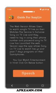 SonyLIV MOD APK Download For Android (Premium Unlocked) 2