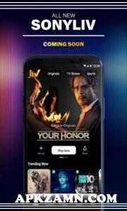 SonyLIV MOD APK Download For Android (Premium Unlocked) 5