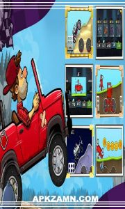 Hill Climb Racing Mod Apk Download For Android (Unlimited Coins) 6