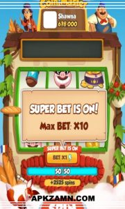 Coin Master MOD Apk Download For Android (Unlimited Coins) 5