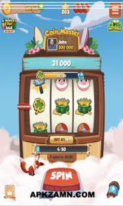 Coin Master MOD Apk Download For Android (Unlimited Coins) 1