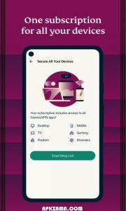 ExpressVPN Mod Apk For Android (Premium Unlocked) 3