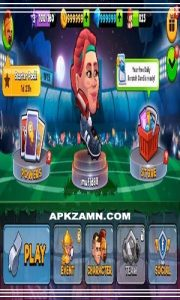 HEAD BALL 2 Mod Apk For Android Unlimited Money 5