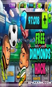 HEAD BALL 2 Mod Apk For Android Unlimited Money 2