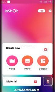 InShot Mod Apk Free Download Without Watermark 2