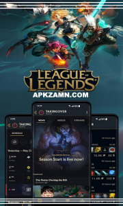 League of Legends Mod Apk Wild Rift Free Download For Android 1