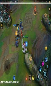 League of Legends Mod Apk Wild Rift Free Download For Android 4