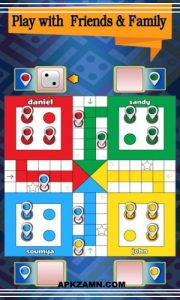 Ludo King Mod Apk For Android Download (Unlimited Coins) 3