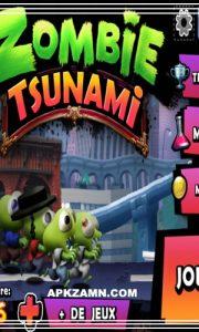 Zombie Tsunami Mod Apk with Unlimited Money 1