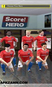 Score Hero Mod Apk For Android Unlocked Version 1
