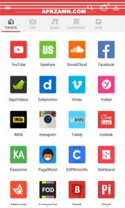 VidMate Mod Apk Download For Android Ad-Free Version 2