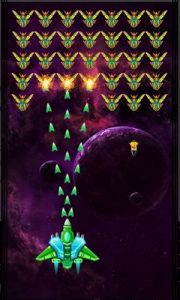 Galaxy Attack: Alien Shooter Mod Apk Download (Unlimited Money) 1