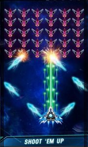 Space Shooter Galaxy Attack Mod Apk Unlimited Stones 1