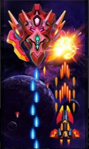 Galaxy Invaders: Alien Shooter – Space Shooting Mod Apk 3