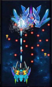 Galaxy Attack: Alien Shooter Mod Apk Download (Unlimited Money) 4