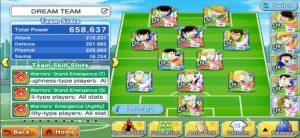 Captain Tsubasa: Dream Team Mod Apk Unlocked 4