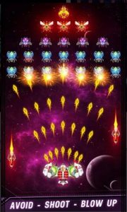 Space Shooter Galaxy Attack Mod Apk Unlimited Stones 5