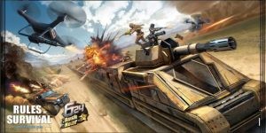 Rules of Survival Mod Apk Download For Android 1